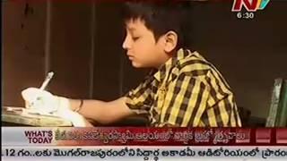 Google Boy Agstya jaiswal NTV