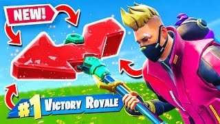 NEVER Before Seen *Exclusive* Pickaxe In Fortnite!