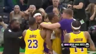 Los Angeles Lakers vs Boston Celtics | February 7, 2019