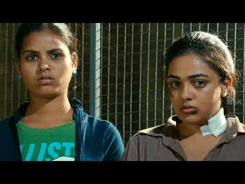 Nithya Menon Suffering In Jail - Malini 22 Palayamkottai Movie Scenes