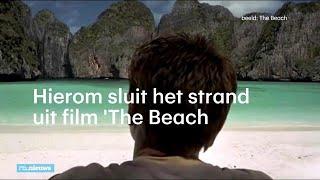 Hierom gaat het strand van Leonardo DiCaprio op slot - RTL NIEUWS