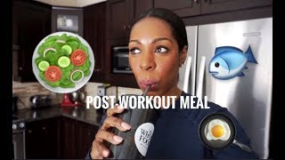 What I Eat After Working Out | Style Domination By Dominique Baker