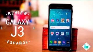 Samsung Galaxy J3 2016 - Review en español