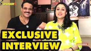 Exclusive Yash Tonk and his Pregnant Wife Gouri Tonk Interview | SpotboyE