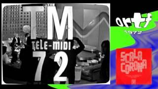 ORTF Générique de Télé Midi 72 (1972)