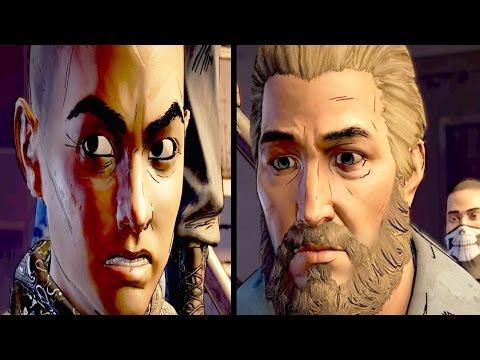 Save Ava Vs Save Tripp - The Walking Dead Season 3 Episode 4