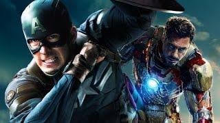 Captain America: Civil war trailer 3