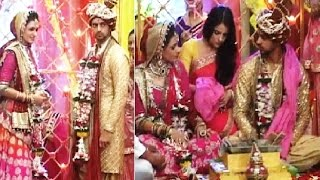 Meri Aashiqui Tum Se Hi:Ranveer got married with Ritika,Ishaani do all rituals