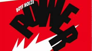 BOYS NOIZE - JEFFER (HQ)