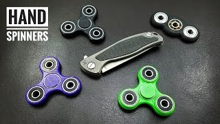 Hand Spinners - Fidget Toys