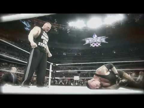 Xxx Mp4 WrestleMania XXX Undertaker Vs Brock Lesnar FINAL Promo 3gp Sex