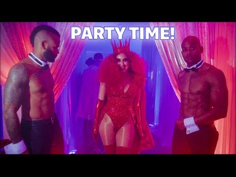 My Halloween Party Get Ready With Me