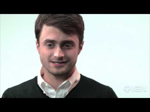 Daniel Radcliffe Talks Harry Potter and
