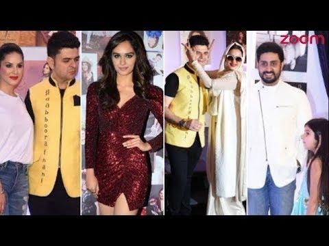 Xxx Mp4 Sunny Leone Manushi Chhillar Rekha Among Others Grace Dabboo Ratnani S 2018 Calendar Launch 3gp Sex