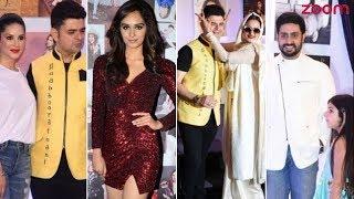 Sunny Leone,  Manushi Chhillar, Rekha Among Others Grace Dabboo Ratnani