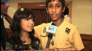 Baby Fareeha Akram - Chhote Ustaad 2010 of Star Plus