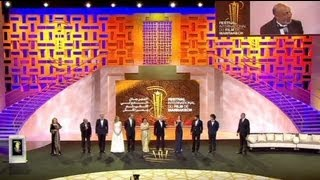 جشنواره فیلم مراکش، مجالی برای آموختن از استادان هنر...