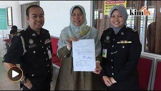Zuraida dihalang masuk Sarawak