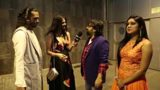 Pritam, Antara Mitra and Nakash Aziz at IIFA 2016