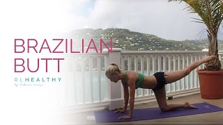 Brazilian Butt Workout | Rebecca Louise