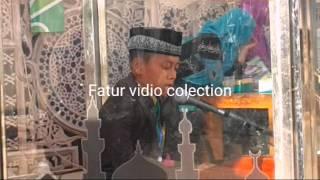 Fatur Al-Gazali qori terbaik 1 MTQ Prop Sultra ke XXVI Asal Kota Kendari