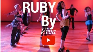 Sexy Gal, Kreesha Turner feat. T.O.K / Ruby Dance fitness choreography
