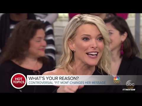 Did Megyn Kelly Endorse Fat Shaming The View