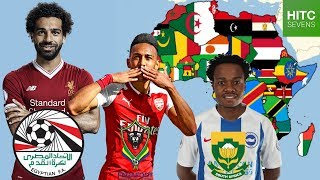 Best Footballer From EVERY Country in Africa