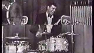 Buddy Rich & Jerry Lewis - Drum Solo Battle (1965)