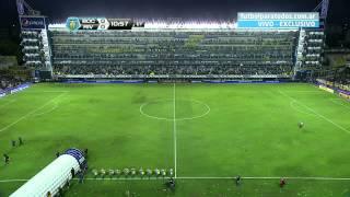 Fútbol en vivo. BOCA - RIVER. Fecha 10. Torneo Final 2014. Fútbol Para Todos.