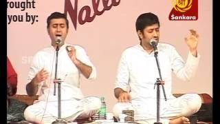 Rama Namam l Trichur Brothers l Carnatic Vocal Concert
