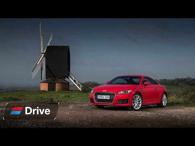 Audi TT Road Trip – Back to the Future