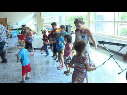 Wisconsin State Fair visits Children's Hospital