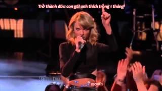 ( Vietsub + lyrics) Blank space Taylor Swift
