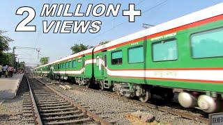 DHAKA – KOLKATA Maitree  মৈত্রী  Express  |  India`s Frontier Railway