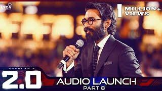 2.0 Audio Launch - Part 8 | Rajinikanth, Akshay Kumar | Shankar | A.R. Rahman