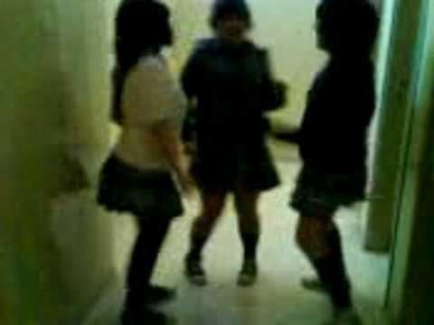 El cheboli de las chicas