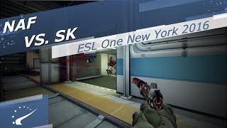 NAF vs. SK - ESL One New York 2016