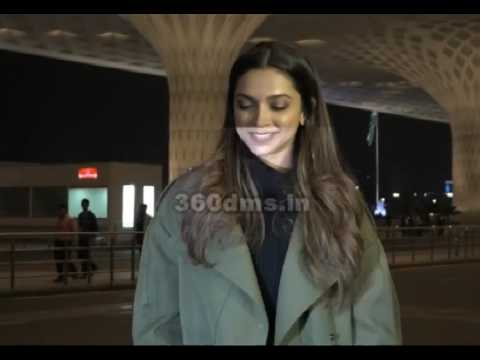 Xxx Mp4 XXX Actress Deepika Padukone And Katrina Kaif Spotted At Mumbai Airport 3gp Sex