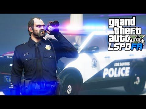 GTA 5 - LSPDFR Ep296 - DRUNK TREVOR BAD COP!!