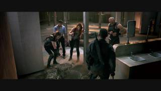 Resident Evil: Afterlife - Axeman Fight Blu-Ray HD