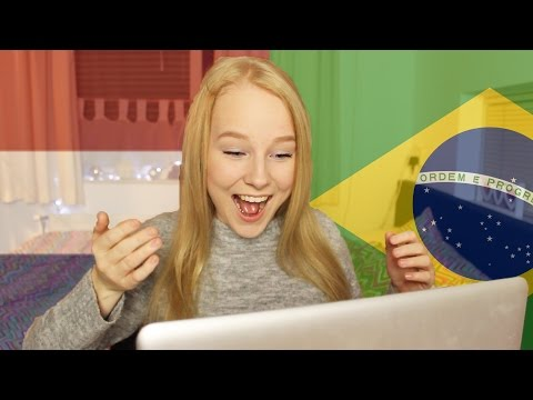 MY REACTION TO BRAZILIAN GUY TRYING TO SPEAK DUTCH