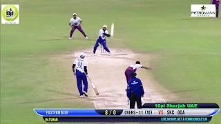 SKC Goa  vs Eastern Blue | 10pl 2016