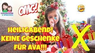 KEINE Geschenke für Ava an Heiligabend!!! KEIN CLICKBAIT 🎁 6 Jährige ohne Geschenke an Weihnachten