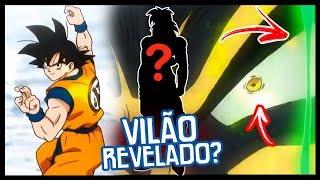 REVELADO O VILÃO DO FILME DE DRAGON BALL SUPER? TRAILER OFICIAL!