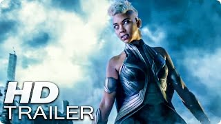 X-MEN: APOCALYPSE Trailer German Deutsch (2016)
