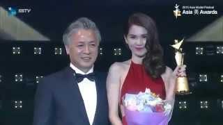 Ngọc Trinh nhận giải Asian Queen of Bikini Model 2015:đâu là sự thật ?