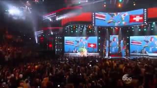 Pitbull - We Are One ft. Jennifer Lopez & Claudia Leitte (Billboard Music Awards 2014)