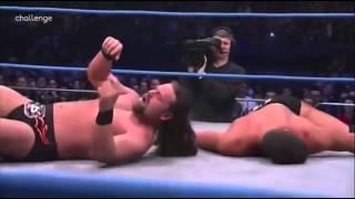 TNA One Night Only   Joker's Wild 2014   Wolves vs Beer Money