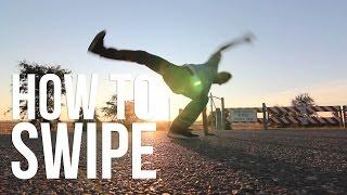 Learn How To Swipe | Power Move Basics | Intermediate Breaking